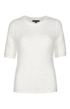 14€ Primark - Jersey de punto suave blanca