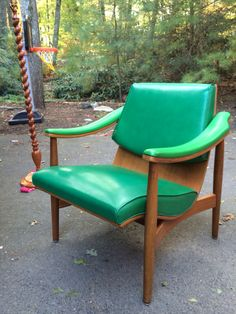 Midcentury chair just bought and love!