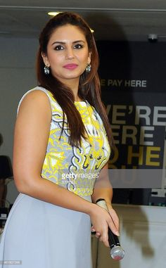 Indian Bollywood actress Huma Qureshi attends a calendar launch event in Mumbai on January 19 2015 AFP PHOTO/STR Indian Actress Hot Pics, Bollywood Actress Hot Photos, Indian Bollywood Actress, Beautiful Bollywood Actress, Actress Photos, Beautiful Actresses, Indian Actresses, Bollywood Girls, Beautiful Girl Indian