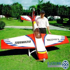 gas rc planes - Google Search