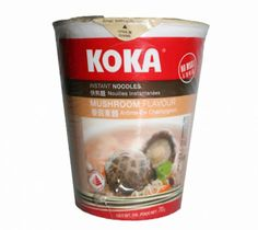 Koka Instant Mushroom Cup Noodles 70g at Rs.85 only!