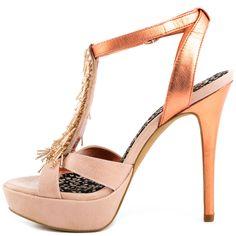 Bennies - Pale Pink Nappa  Jessica Simpson $114.99
