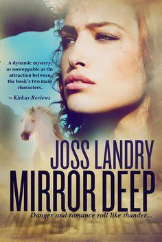Mirror Deep's new cover, courtesy of Regina Wamba.