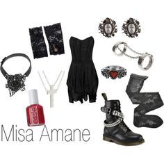 Misa Misa from Death Note