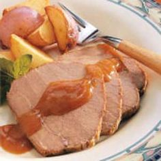 Marinated Pot Roast Slow Cooker Recipe from Taste of Home