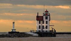For more than a century, the lighthouses of Lake Erie have guided ships into the many North Coast harbors.