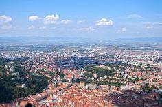 Braşov City view