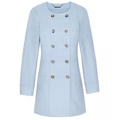 "White House Black Market Blue Opal Long Jacket XS ‼️PRICE FIRM‼️   White House Black Market Jacket   Size XS  Retail $275  Beyond spectacular jacket.  Beautiful powder blue.  Super soft fabric. Fully lined. Shell: 65% polyester, 32% rayon, 3% spandex.  Lining: 100% polyester.    Please check my closet for many more items including designer shoes, handbags, scarves, jewelry & much more!!!!   Measurements taken with garment lying flat.    Armpit to armpit 35""  Shoulder to shoulder 18""  Sleeve…"