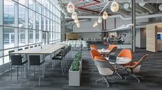 Café Environments in the Workplace Inspire Collaboration and Innovation | Coalesse