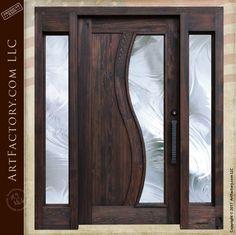 New Modern Front Door Entrance Iron Ideas Best Front Door Colors, Best Front Doors, Front Door Entrance, Entry Doors, Barn Doors, Modern Entrance, Modern Front Door, Entrance Ideas, Main Door Design