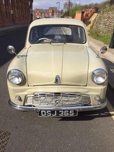 Standard 8 Classic Car 1957