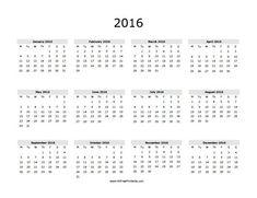 free printable 2016 calendar | 2016 calendar november 2016 calendar december 2016 calendar 2016 ...