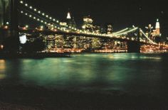 Brooklyn Bridge, NYC, USA by Christophe Cario