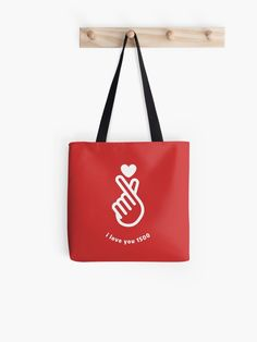 """""""i love you 1500 """" Tote Bag by mikenotis Large Bags, Small Bags, Are You The One, I Love You, Canvas Prints, Art Prints, Medium Bags, Cotton Tote Bags, Valentine Gifts"""