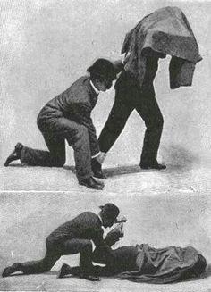 Self defense #2