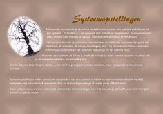 Info over Systeemopstellingen