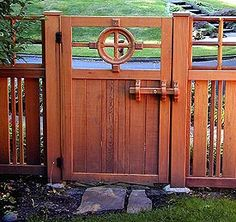 89 Best Craftsman Fence Images Fence Ideas Gardens