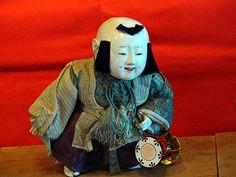 Antique Hina Doll