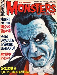 Famous Monsters # 35