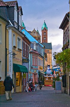 Speyer, Germany  wish I could go back!