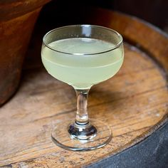 TRATO HECHO .75 oz Pineapple-Infused Mezcal .75 oz Green Chartreuse .75 oz Luxardo Maraschino Liqueur .75 oz Lime juice Add all the ingredients to a shaker and fill with ice. Shake, and strain into a coupe glass.