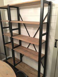 My Divine Home   IKEA Ivar Hack Industrial Shelving Unit