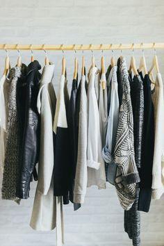 Tips för att rensa och fylla på garderoben