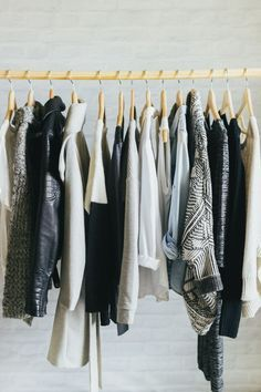 We've all been there: a closet full of clothes with nothing to wear. Sure, we have that handful of staple pieces that we couldn't possibly live without, but the rest of our wardrobes can go untouch...