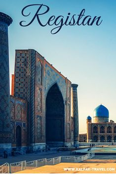 Samarkand Travel Guide - incredible Silk Road city of Uzbekistan has been charming travelers for millennia with its rich history and culture Wanderlust Travel, Asia Travel, Travel Around The World, Around The Worlds, Backpacking Asia, Top Place, Silk Road, Central Asia, Travel Information