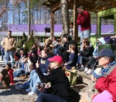 Outdoor Fairy Garden Workshop Raleigh, North Carolina  #Kids #Events