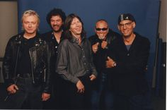 Big People band.  Featuring Benjamin Orr, Jeff Carlisi, Pat Travers, Derek St Holmes, Liberty. RIP Benjamin Orr.