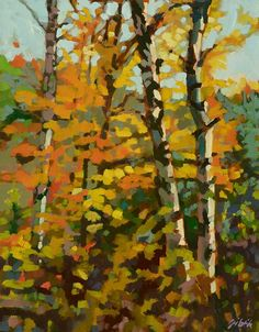 Dave Gilsvik: The Color of Autumn