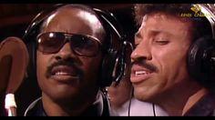 "USA dla Afryki - ""We Are the World"" Wersja HD Michaela Jacksona z 1985 roku Lionel Richie, Bruce Springsteen, Michael Jackson 1985, Rock Charts, Musica Country, Rock Radio, E Street Band, Dancing In The Dark, Marketing Training"