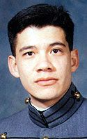 Army Capt. Dennis L. Pintor  Died October 12, 2004 Serving During Operation Iraqi Freedom  30, of Lima, Ohio; assigned to the 20th Engineer Battalion, 1st Cavalry Division, Fort Hood, Texas; killed Oct. 12 when an improvised explosive device detonated near his patrol vehicle in Baghdad.