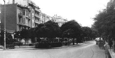 Φωκίωνος Νέγρη, Κυψέλη, 1964 Athens Greece, Old Photos, Documentaries, The Past, Street View, History, Places, Greeks, Lost