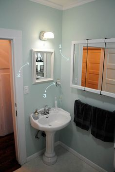 Valspar Tranquility, The color I want to paint my Jacuzzi bathroom..