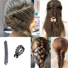 Hair Braiding Roller Twist Maker