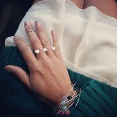 anello♥♥♥ bracciale colorati