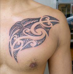 Maori Tattoo Design for Men