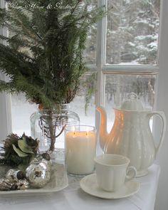 I love Aiken House & Garden. Christmas tea  Aiken House & Gardens: TeaTime ~ A Year in Review