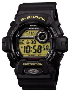 59619ceb76 Casio offer the best Casio G-shock Black and Green Standard Japanese Model  Relojes Deportivos