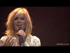 "Helene Fischer ""I will always Love you"""