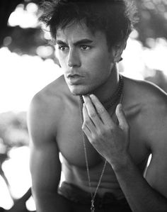 Enrique Iglesias-The only guy my mother will ever approve of.