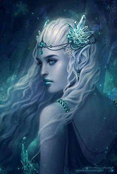 Moon Elf Female