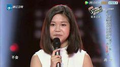 Langgalamu 朗嘎拉姆 VV (Vanatsaya Viseskul) : Little Teresa (2015) @ The Voice of China - Season 4