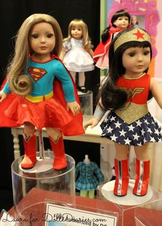 Toy Fair 2015 – New 18″ Dolls from the Tonner Doll Company