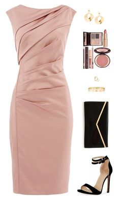"""""""Sin título #4211"""" by mdmsb on Polyvore featuring moda, Untold, Jules Smith y Charlotte Tilbury"""