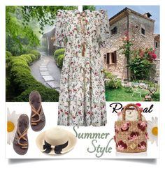 """""""PLAKA SANDALS"""" by misaflowers ❤ liked on Polyvore featuring Aranáz"""