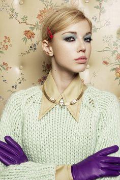 Photography: Sara Merz<br /> Styling: Oriana Tundo@ StyleCouncil<br /> Hair & Make-up: Linda Sigg@ StyleCouncil<br /> Model: Micaela @ IZAIO models<br /> Post-production: AschmannKlauser<br />
