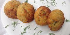 Πατοπιτάκια-μπουκίτσες φούρνου νηστίσιμες Dairy Free, Muffin, Appetizers, Vegan, Cooking, Breakfast, Blog, Recipes, Potatoes